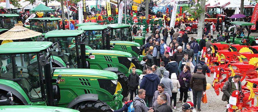 Prevoz na sajam poljoprivrede u Novom Sadu 15. – 21. 5. 2018.